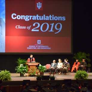 SICE celebrated its Class of 2019 at the IU Auditorium.